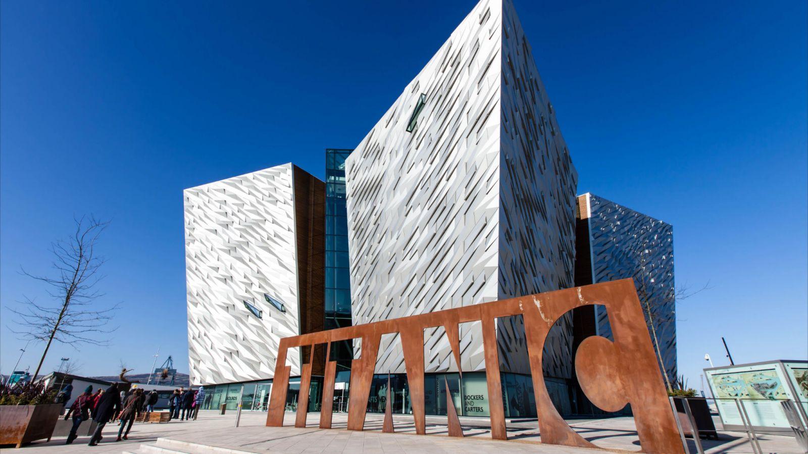 Titanic Belfast Accommodation Cordia Serviced Apartments
